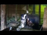Резка металла резаком Обучающий рез профессонала Кислород пропан