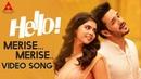 Merise Merise Video Song || Hello Video Songs || Akhil Akkineni, Kalyani Priyadarshan