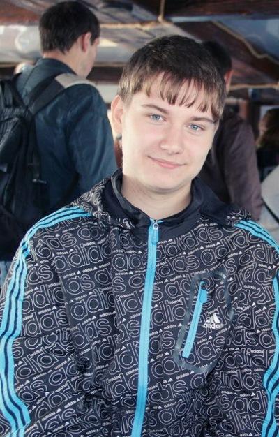 Николай Буслаев, 8 октября 1996, Любытино, id109395139