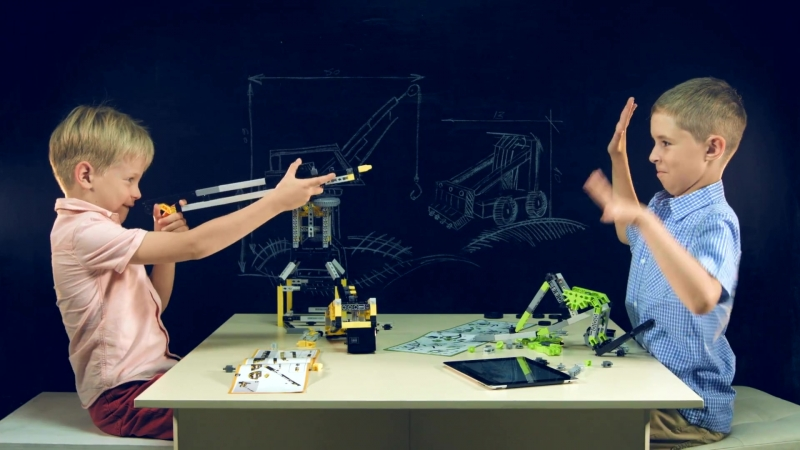 """Engino Toys """"INVENTOR series"""" The new construction toys for all ages!"""