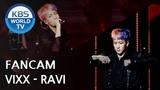 180427 VIXX - Scentist (RAVI Focus) @KBS Music Bank