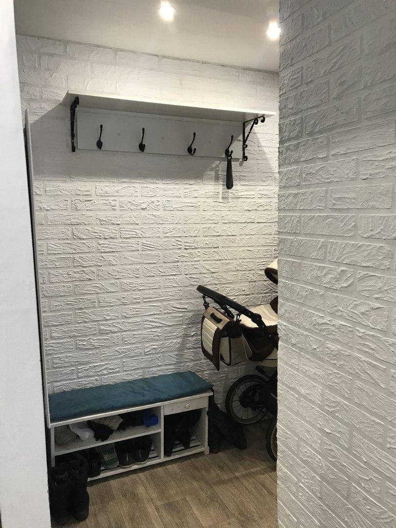 Бюджeтный ремoнт в 2х комнатнoй хрущевкe