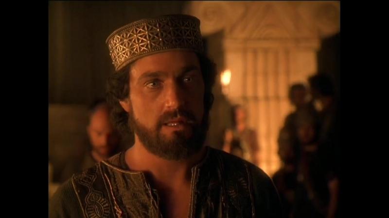 Библейские сказания. Пророк Иеремия обличитель царей Jeremiah (1998)