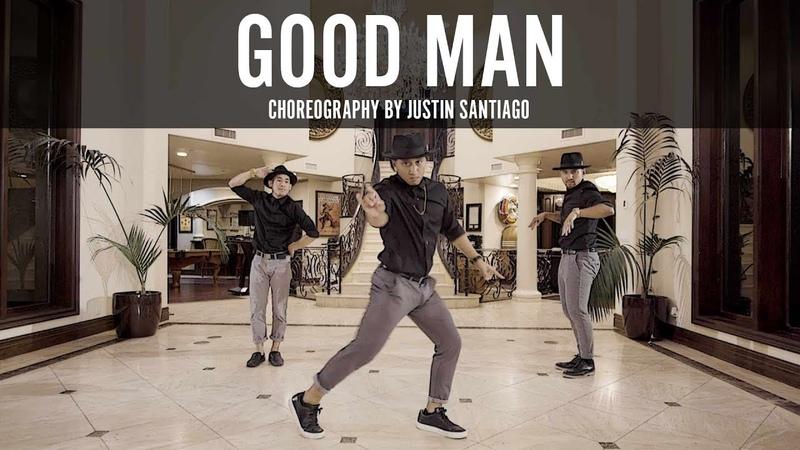 Ne-Yo Good Man Choreography by Justin Santiago