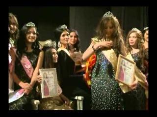 Выбрана Мисс Уральск - спортсменка, студентка и наконец, красавица