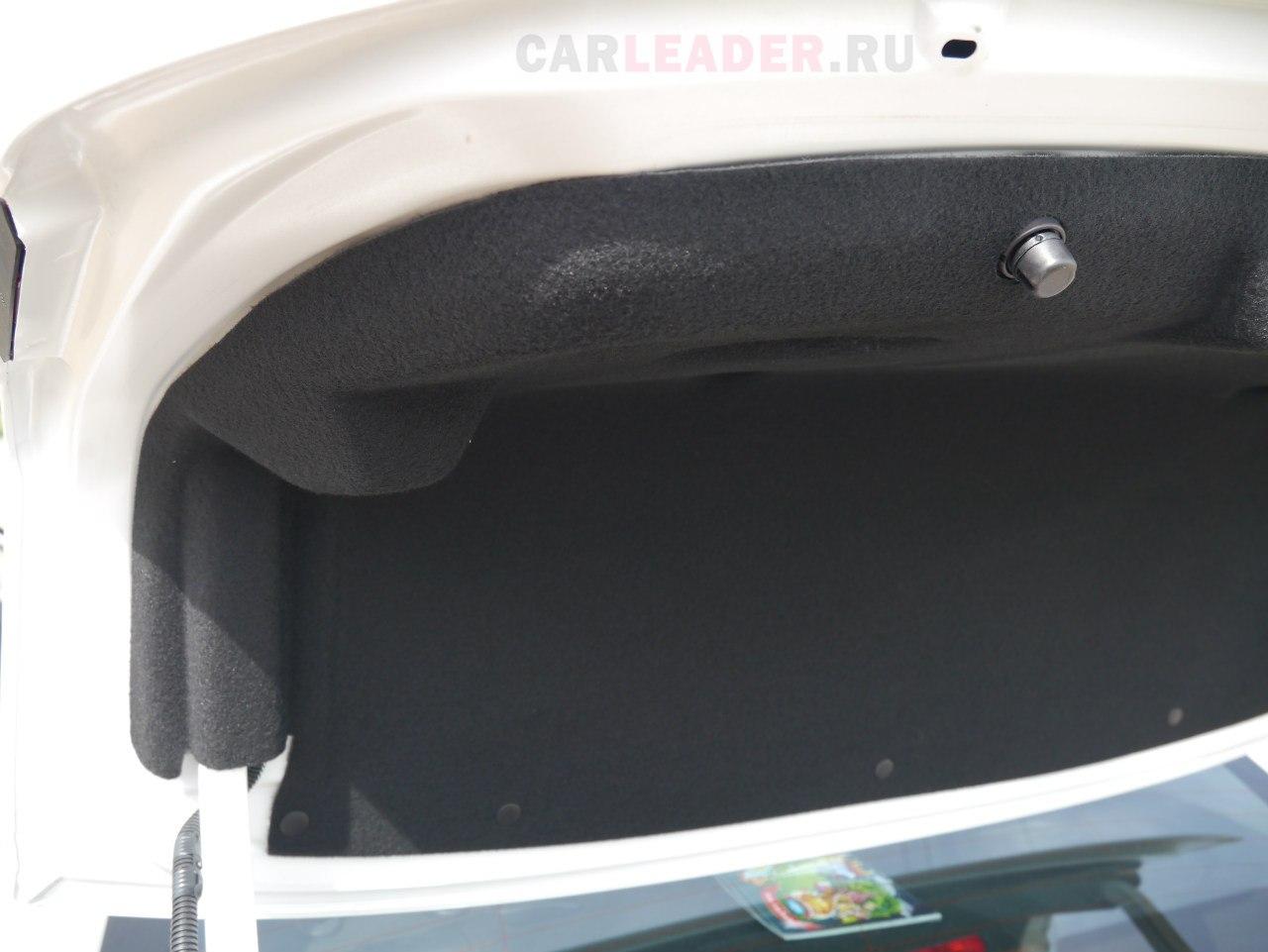 Багажник ситроен c4