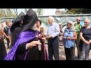 Проход Католикоса всех армян Гарегина II к воскресной литургии в Эчмиадзине