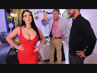 Angela white (fappy new year / 31.12.2018) [big ass, big naturals, big tits, black hair, blowjob, cheating,1080p, hdrip]