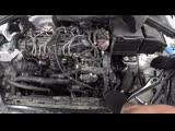 Чистка системы ЕГР  Volvo XC60