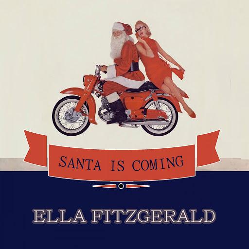 Ella Fitzgerald альбом Santa Is Coming