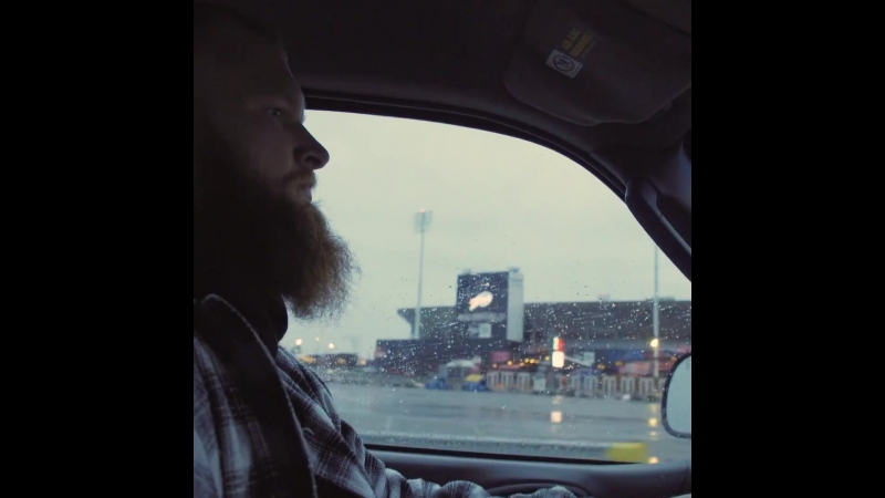 The Bills are back in town. 👊