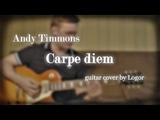 Andy Timmons - Carpe diem Guitar cover