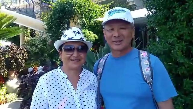 Семья Мукашевых Монтенегро, лето 2018 г