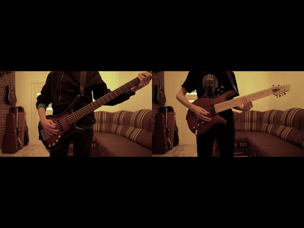 Northlane Quantum Flux Guitar and Bass cover