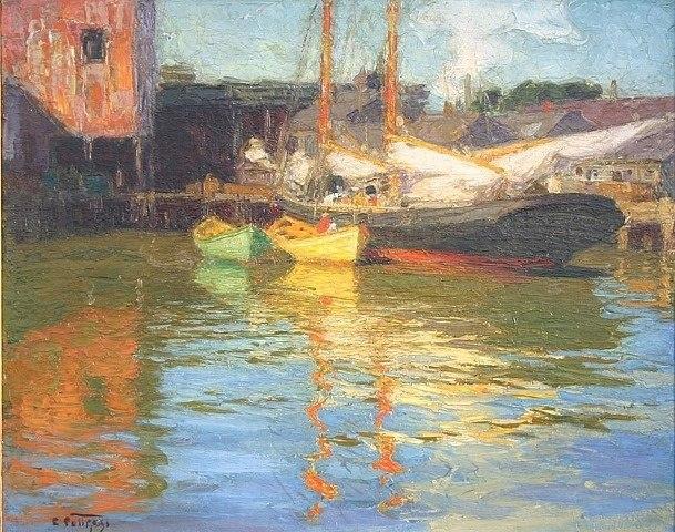Эдуард Генри Потхаст (1857-1927 )