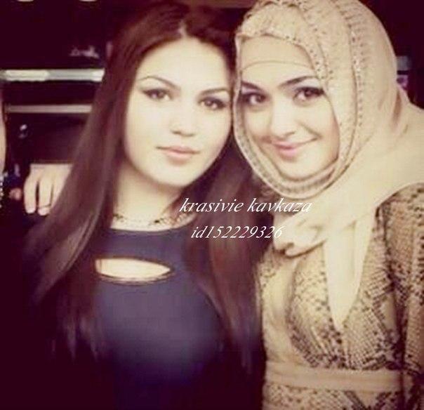 Чеченские девушки вконтакте боибиты фото