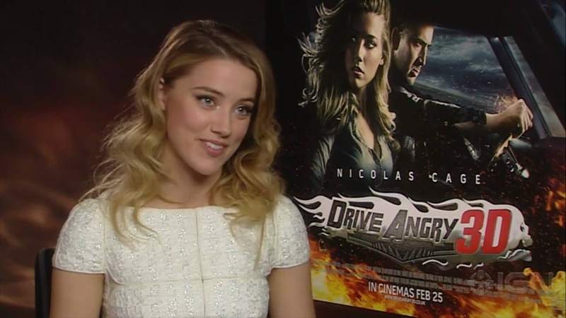 Drive Angry Movie: Amber Heard Interview
