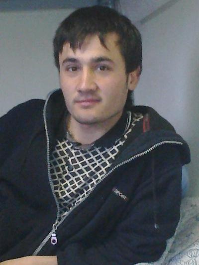 Тураев Бобур, 22 августа 1994, Москва, id225387102