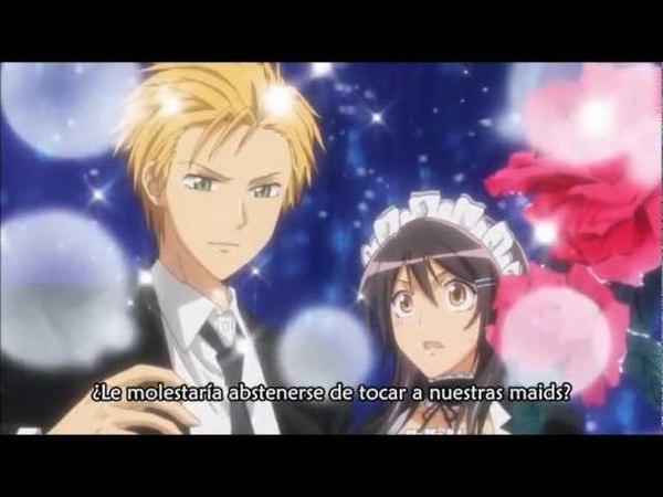 Yume no Hana full-Kaichou wa Maid-Sama- Fansub Español