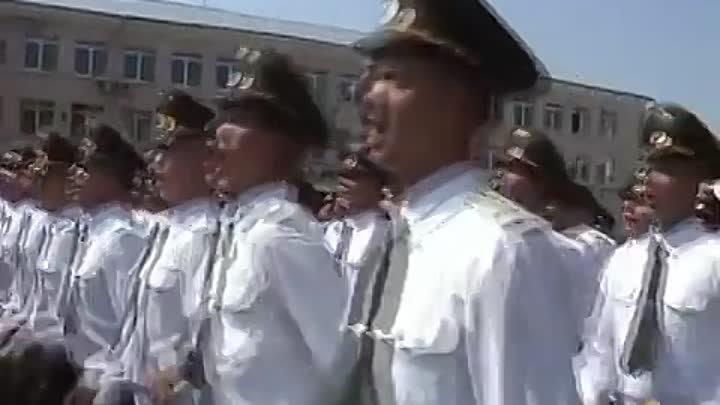 Голубые береты Погоны России