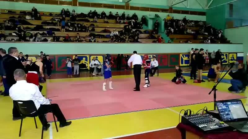 Чемпионат Крыма по Хортингу 24.11.2018 г.
