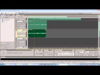 Adobe Audition 3 0 Запись рэпа на палочку