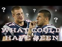 Rob Gronkowski and Aaron Hernandez| What Could Have Been