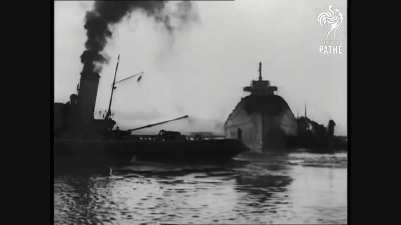 линкор Жан Бар,1948г