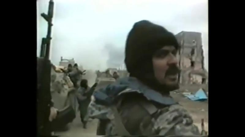 Чечня - 1996 год