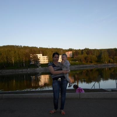 Яна Ветышева, 10 августа 1991, Новокузнецк, id228192186