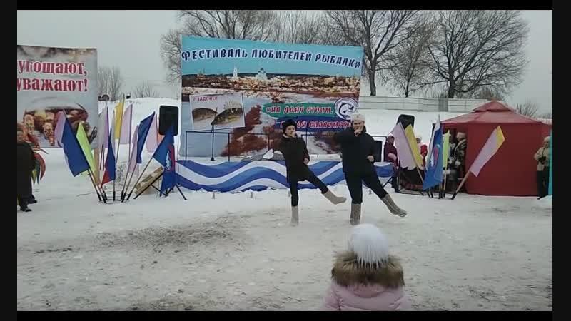 V Фестиваль любителей рыбалки На Дону стоим, рыбой славимся!