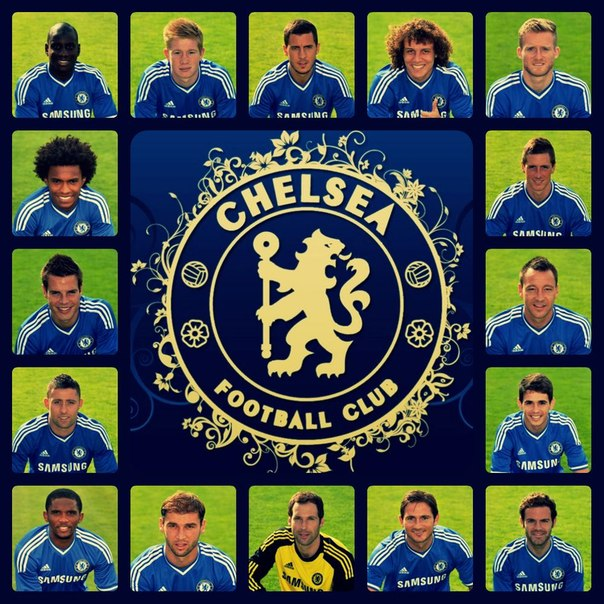 Челси команда игроки
