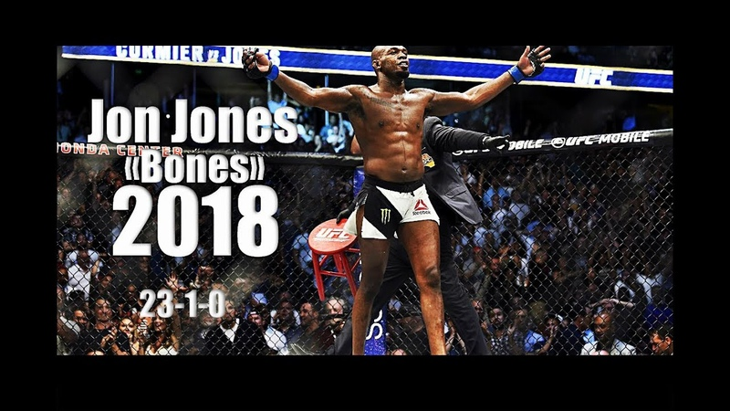 Jon Bones Jones - All UFC HighlightsKnockoutMomentsᴴᴰ
