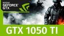 Xeon E3 1240 V2 8GB DDR3 GTX 1050 Ti Battlefield Bad Company 2 GamePlay Test