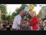 Beatrice Egli &amp Florian Silbereisen - Mein Herz (MDR Die Schlager des Sommers 09.07.2016) - хит Дитэра Болена (Dieter Bohlen)