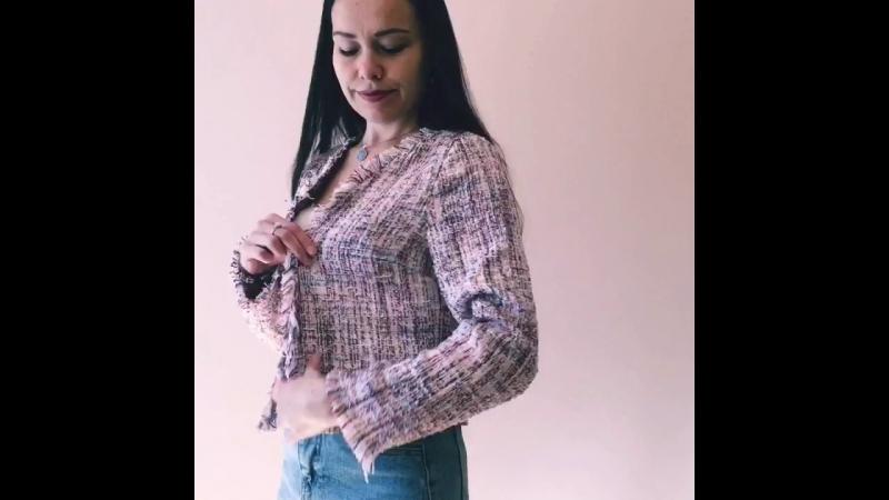 Жакет из Sheinside Official Store СКИДКА!