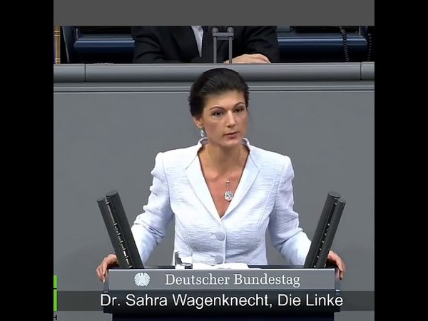 Изнасилованная Европа - Сара Вагенкнехт