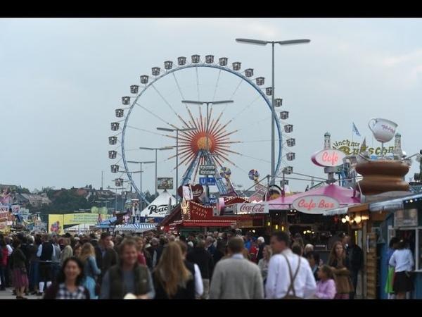 360video: Oktoberfest in Munich | Check-in (2016) - Октоберфест, Мюнхен, Бавария