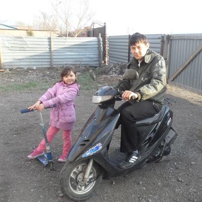 Жан Калиахметов, 5 мая 1997, Ростов-на-Дону, id210317594