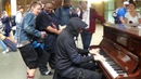 Legendary Jam Session at a Piano Blues on Steroids