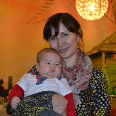 Gaukhar Kabykeyeva, 20 марта , Одесса, id212141878
