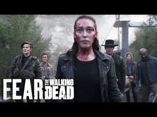 «Бойтесь Ходячих Мертвецов» -- Трейлер к 5 сезону