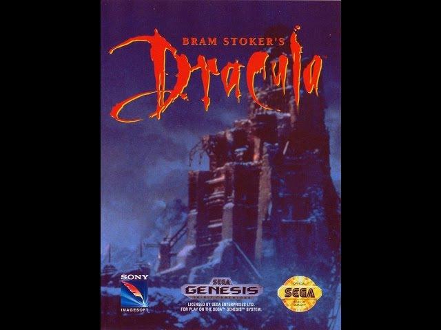 Bram Stoker's Dracula Прохождение Sega Rus