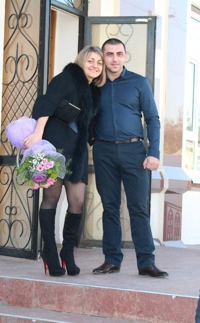 Ангелина Симонян, 23 декабря 1988, Саратов, id193309302