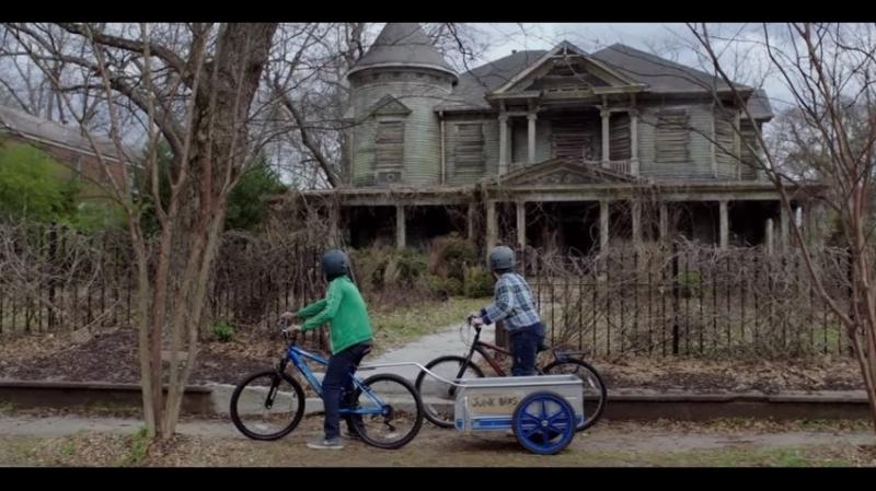 Ужастики 2: Беспокойный Хеллоуин   Goosebumps 2: Haunted Halloween   Дублированный тизер-трейлер