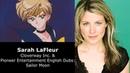 Haruka (Amara) Ten'oh/Sailor Uranus English Japanese Voice Comparison