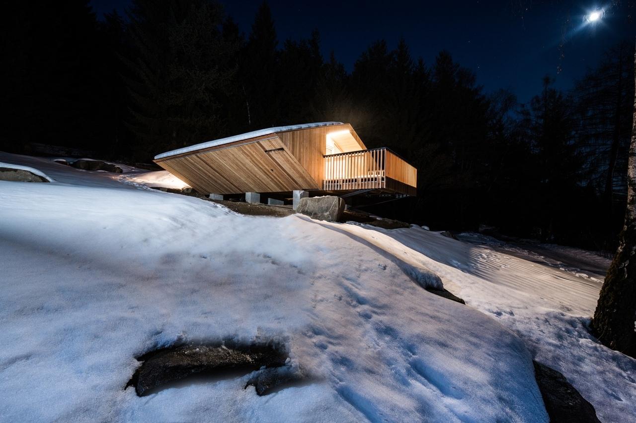 Gasteiger mountain chalet