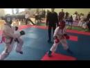 Иванов Егор 1 раунд бой за третье место