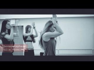 HOT GIRLS DAY, Сhoreographer Julia Kuzmina [Backstage]