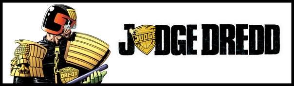 Комиксы про Судью Дредда
